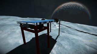 Basic Landing Pad