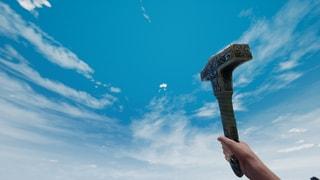 BlackSmith Hammer Mjolnir reskin