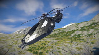RSN - Stingray Class Light Attack Helicopter MK2
