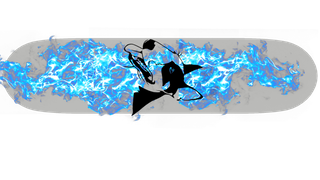 BlueflameBullterrier Deck