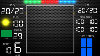 Track overlay