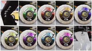 Etaks Wheels 101a 8colors + 2sweats