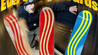 Eva Skateboards Drop