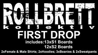 ROLLBRETTkollektiv-First Drop