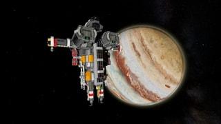 ST01 - Jupiter Station