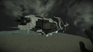 Vanguard Light Frigate