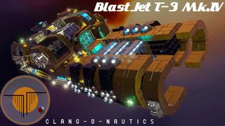 Clang-o-nautics - BlastJet T-3 Mk IV - Dive-Bomber