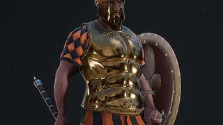 Greek armory
