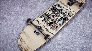 """Realistic OTHERNESS """"Marc Johnson"""" Deck"""