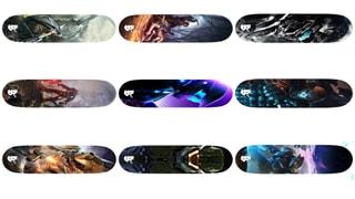 Board X Halo Deck Series 9 Decks