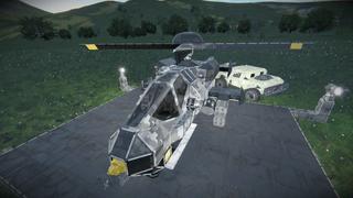 Attack chopper Viper