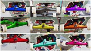 Authority Legalz 9 Colors