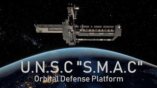 UNSC Orbital Defense Platform vs 2