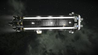 Singularity Inc. Ore Ship