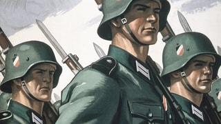 WW2 WEHRMACHT: GERMAN ARMY [GD]