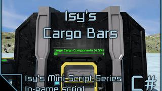 Isy's Cargo Bars