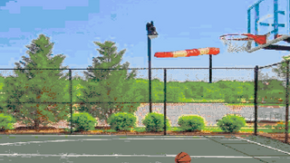 Radical Software's Virtual Basketball