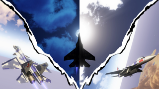 STFS Scarface - Phoenix (Ace Combat 2) Skin