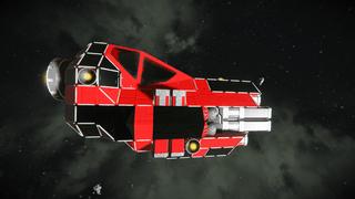 RWI 032 Experimental Bomber