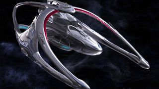ANDROMEDA ASCENDANT SHIP Torg version
