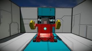 Robo Wars Rocket