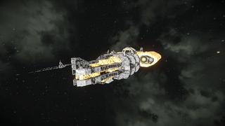 Arcadia Assault Frigate