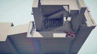 Medieval Faction Simulation Battle