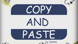Copy and Paste - Beta