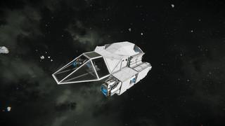 Hermies Class Heavy Shuttle