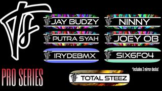 Total Steez Pro Series Deck Pack