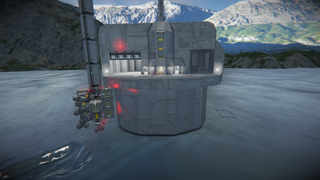 360 Rotating Drill Head Platform