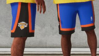 New York Knicks '96 Shorts