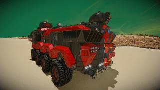 SKTS-01 Truck - Mk.2 No Mods