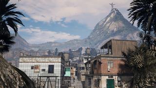 MW2 Favela