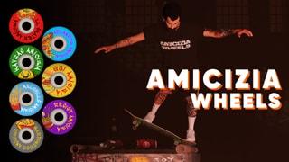 Amicizia Wheels - Foodie Series Pro Models