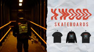 Kwood Skateboards Clothing Pack