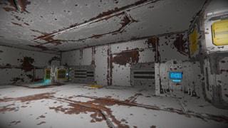 abandond outpost start