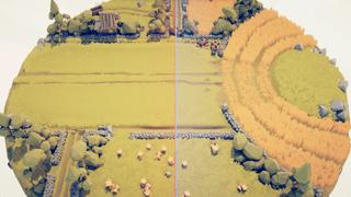 Golden Cornfields (Farmer Campaign)