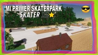 Skatepark Enjoy Skater xl Español