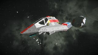 Star Trek - Falcon Assault Fighter