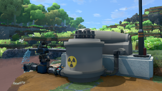 Nuclear Reactor Mod (redone for v9.3.5)