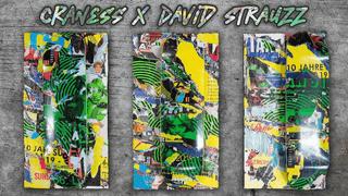 Craness x David Strauzz
