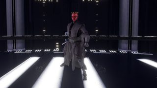 Maul Crimson Dawn