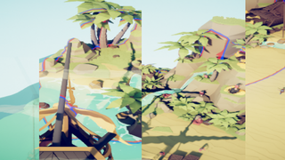 pirate island capture mission
