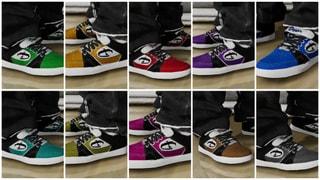 Down KEYZ 10 Colors