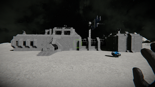 Large outpost
