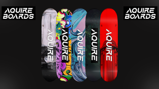 Aquire Boards | 19 HD Custom Decks