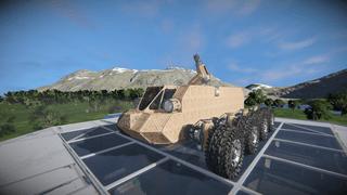 Cruiser rover
