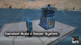 SKO-Nanobot-BuildAndRepair-System