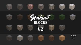 XXL Map Editor DLC - Bralunit Blocks